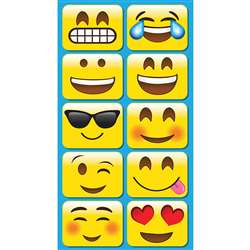 Emojis Mini Whiteboard Erasers Non Magentic, ASH78005