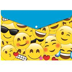 Decorated Poly Folder Emojis, ASH90001