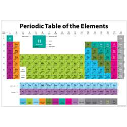 Periodic Table 13X19 Smart Chart, ASH91016