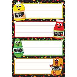 Smart Must Do/Free Pick/Catch Up Chart Dry-Erase S, ASH91028