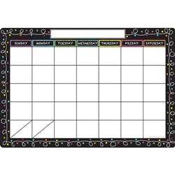 Smart Chalk Dots with Loops Calendar Chart Dry-Era, ASH91048