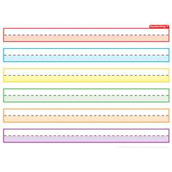 "1"" Handwrit Hghlighted Colors Postermat Pals Smar, ASH95316"