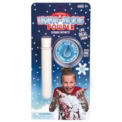Grow Snow Blister Card By Be Amazing Toys-Steve Spangler