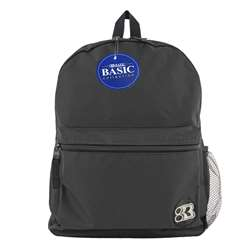 "16"" Black Basic Collection Backpk, BAZ1030"