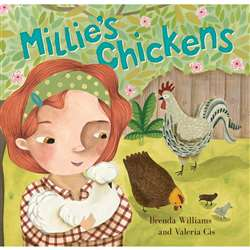 Growing Up Green: Millies Chickens, BBK9781782850830