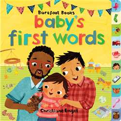 Babys First Words Board Book, BBK9781782853213