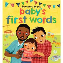 Baby's First Words Board Book, BBK9781782858720