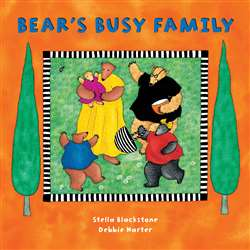 Bears Busy Family Board Book, BBK9781841483917