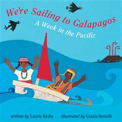 "We Sailing To Galapagos A Week "" The Pacific, BBK9781846861024"