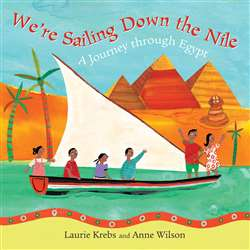 We Sailing Down The Nile A Journey Through Egypt, BBK9781846861949
