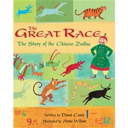The Great Race The Story Of The Chinese Zodiac, BBK9781846862021