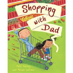 Shopping With Dad, BBK9781846864490