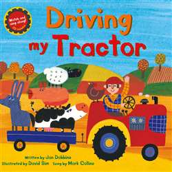 Driving My Tractor, BBK9781846866647