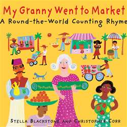 My Granny Went To Market A Round The-World Countin, BBK9781905236626