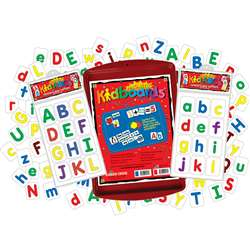 Kidabcs Activity Kit Learning Magnets, BCPLM2402