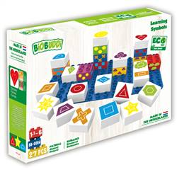 Biobuddi Learning Shapes Blocks, BDDBB0004