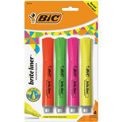 Brite Liner Tank Style 4Pk By Bic Usa