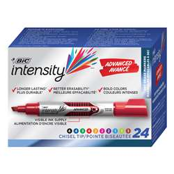 Bic Magic Marker Value Pack Assorted Dry Erase, BICGELITP241AST