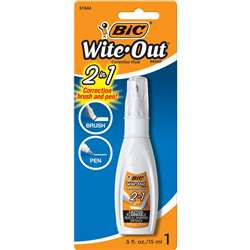 Bic Wite Out 2 In 1 By Bic Usa