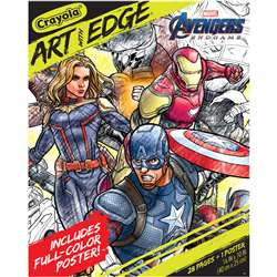 Art With Edge Marvel Avengers, BIN40489