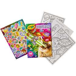 Cosmic Cats 96 Pg Coloring Book, BIN40497