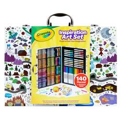 Crayola Inspiration Art Set, BIN40530