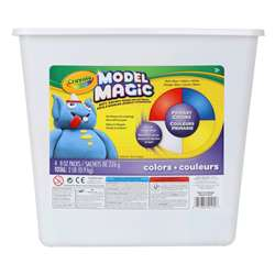 Model Magic 2Lb Bucket Assrt Colors By Crayola