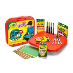 Crayola Create & Carry Case, BIN46814