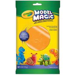Model Magic 4 Oz Orange By Crayola