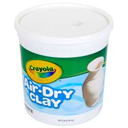 Crayola Air-Dry Clay 5 Lbs By Crayola