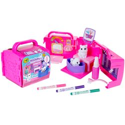 Crayola Scribble Scrubbie Salon Set, BIN747304