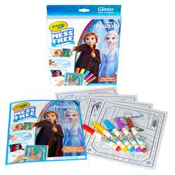 Color Wonder Frozen Glitter Set, BIN752449