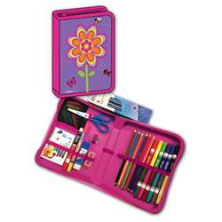 "Flowers Designed All "" One School Supplies Carryi, BMB26011676"