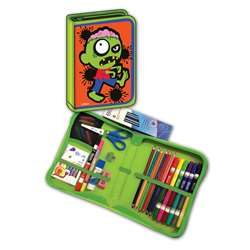 "Zombie Designed All "" One School Supplies Carryin, BMB26011683"