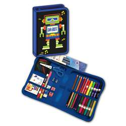 "Da Bot Robot All "" One School Supplies Carrying C, BMB26011690"