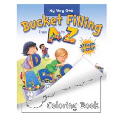 Bucket Filling From A-Z Coloring Bk, BUC9780996099905