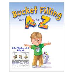 Bucket Filling From A-Z Poster Set, BUC9780996099912