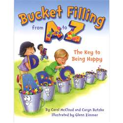 Bucket Filling From A To Z, BUC9780997486438