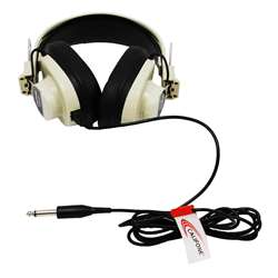 Monaural Headphone 5 Straight Cord 50-12000 Hz By Califone International