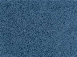 KIDply Soft Solids - Denim 4'x6' Rectangle Carpet, Rugs For Kids