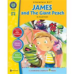James And The Giant Peach Literature Kit, CCP2303