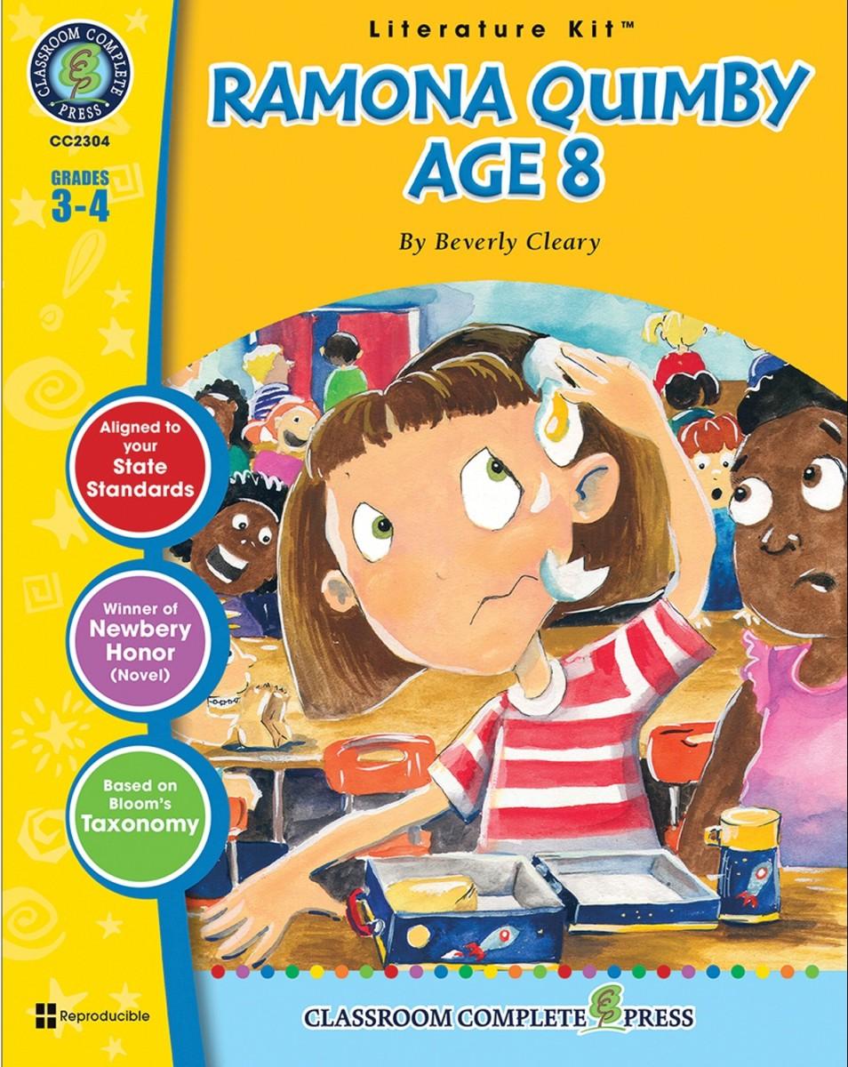 Ramona Quimby Age 8 Literature Kit