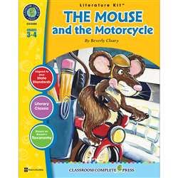 The Mouse And The Motorcycle Literature Kit, CCP2305