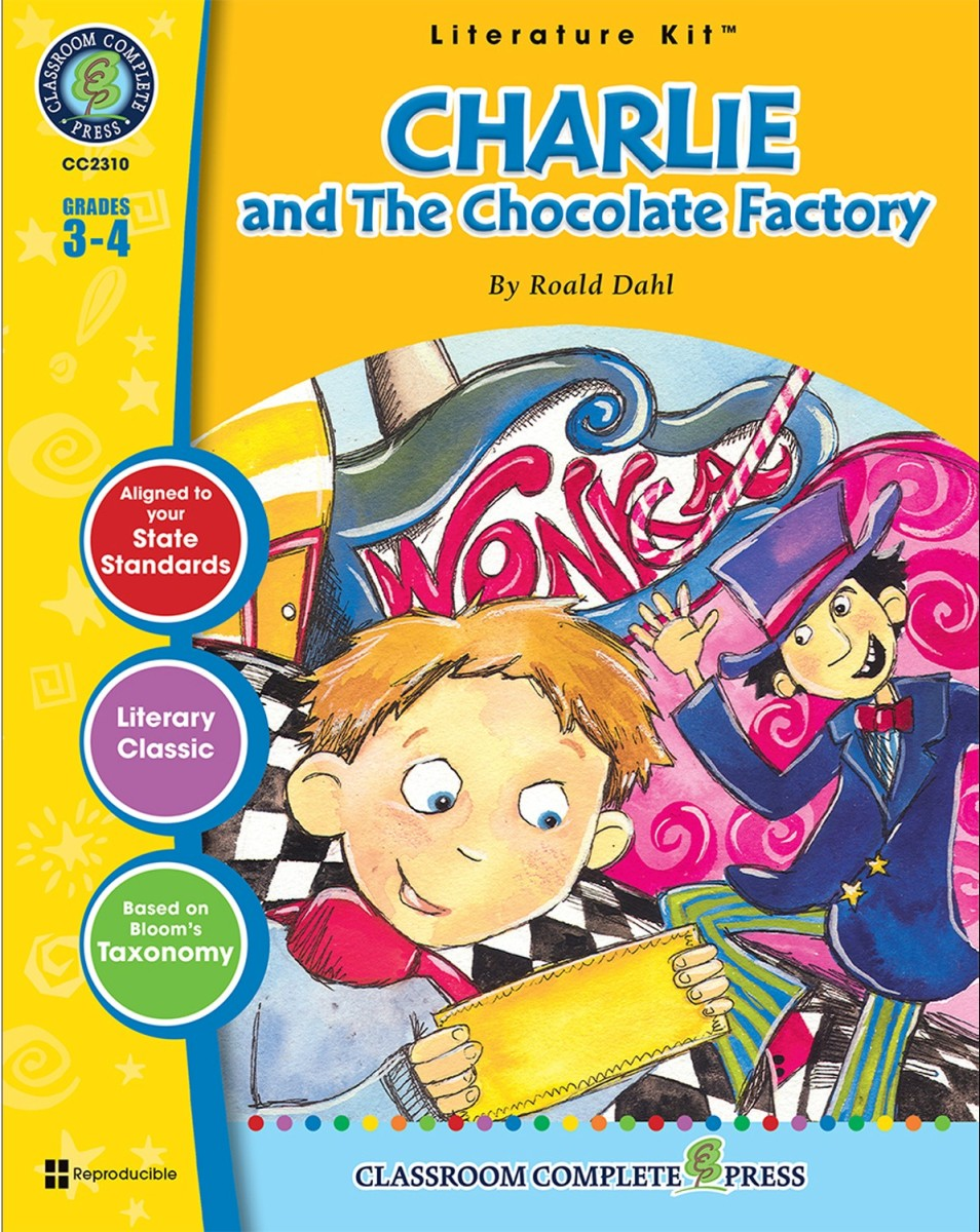 charlie and the chocolate factory ccp2310 classroom