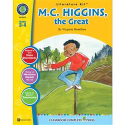Mc Higgins The Great Literature Kit Gr 3-4, CCP2312