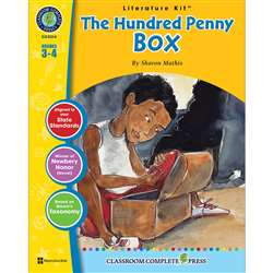 Gr 3-4 Hundred Penny Boy Literature Kit, CCP2314