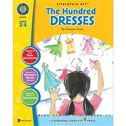 Hundred Dresses Gr 3-4 Literature Kit, CCP2317