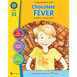 Chocolate Fever Lit Kit Gr 3-4, CCP2319