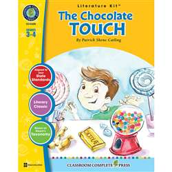 Gr 3-4 Chocolate Touch Literature Kit, CCP2320