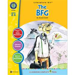 Grade 3-4 The Bfg Literature Kit, CCP2321